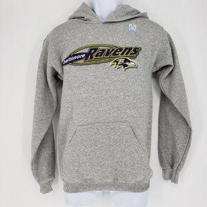 Puma Baltimore Ravens Hoodie Size M 10/12 NWOT